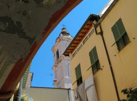 Bordighera (IM) – Paese Alto – Piazza du Ba'