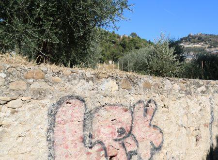 Latte, Frazione di Ventimiglia (IM) – Via Romana
