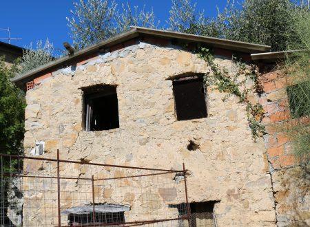 San Martino, Frazione di Soldano (IM) – un rustico