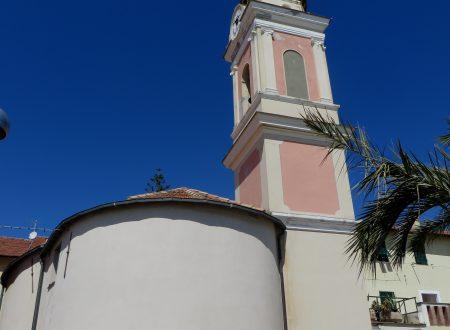 Taggia (IM), Arma di Taggia – Cappella di San Giuseppe
