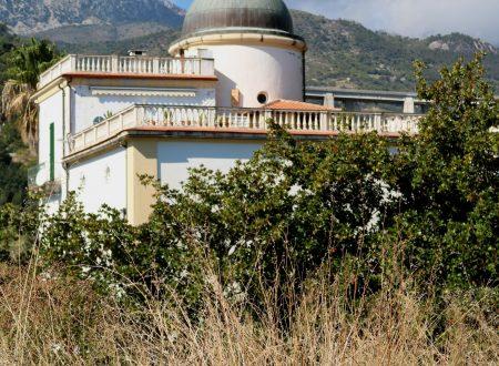 Latte, Frazione di Ventimiglia (IM): ex Villa Notari