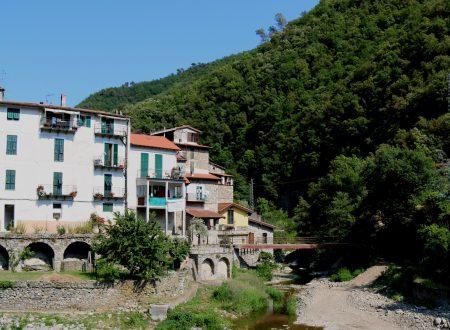 Isolabona (IM), Val Nervia