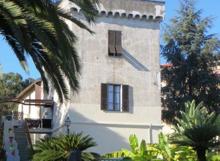 Latte, Frazione di Ventimiglia (IM): una Torre antiturchesca
