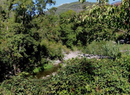 Olivetta San Michele (IM): Località Ponte della Stretta