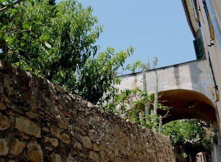 Cervo (IM): Via Romana