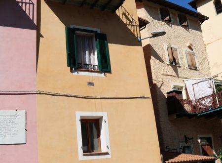 San Michele, Frazione di Olivetta San Michele (IM): uno scorcio