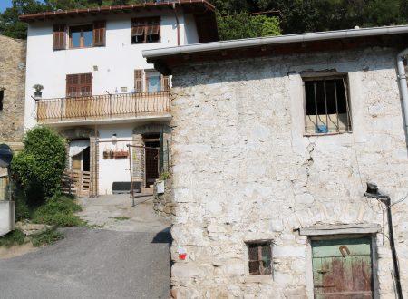 San Biagio della Cima (IM): Via Molino