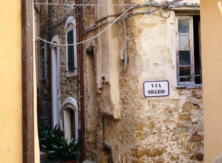 Coldirodi, Frazione di Sanremo (IM): un vicolo