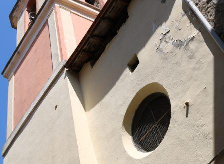 Buggio, Frazione di Pigna (IM): Chiesa Parrocchiale di San Giovanni Battista